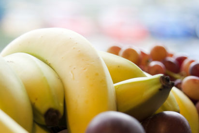 Frukt på jobben